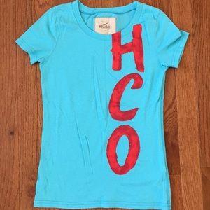 Hollister t shirt Small EUC